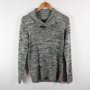 [LEVELEIGHT] Mens Lightweight Knit Sweater
